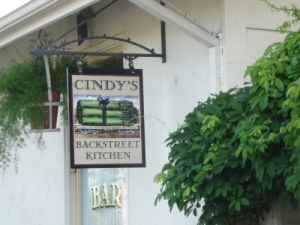 for our first night in napa we decided to check out cindys backstreet kitchen in st helena the owner cindy pawlcyn is the james beard award winning - Cindys Backstreet Kitchen
