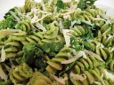 penne-with-spinach-sauce