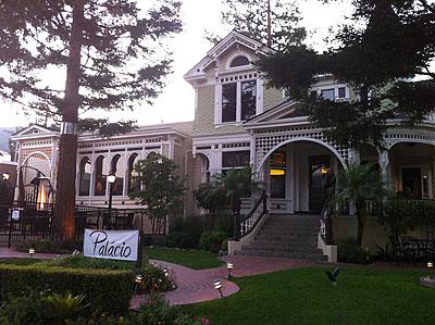 Palacio Restaurant Los Gatos Bay Area Foodie